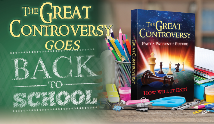 book the great controversy how will it end